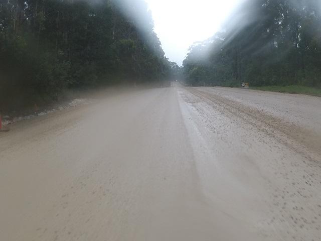 More roadworks
