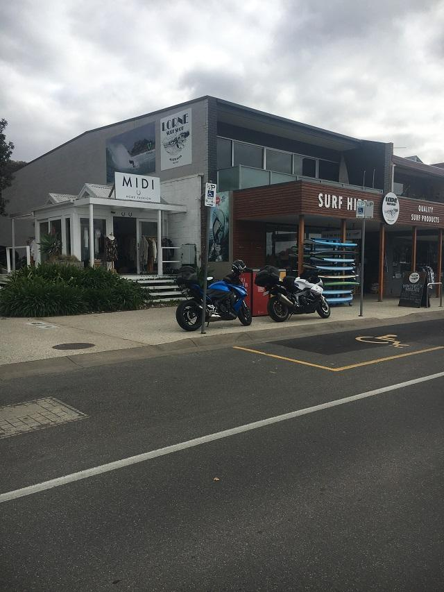 Lorne Surf Shop - takes me back.