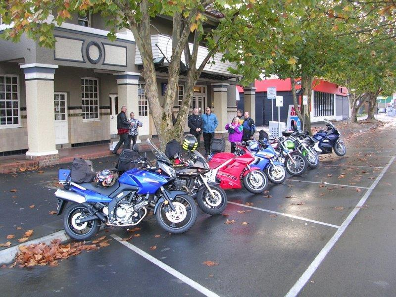In 2006 we started from Lilydale again