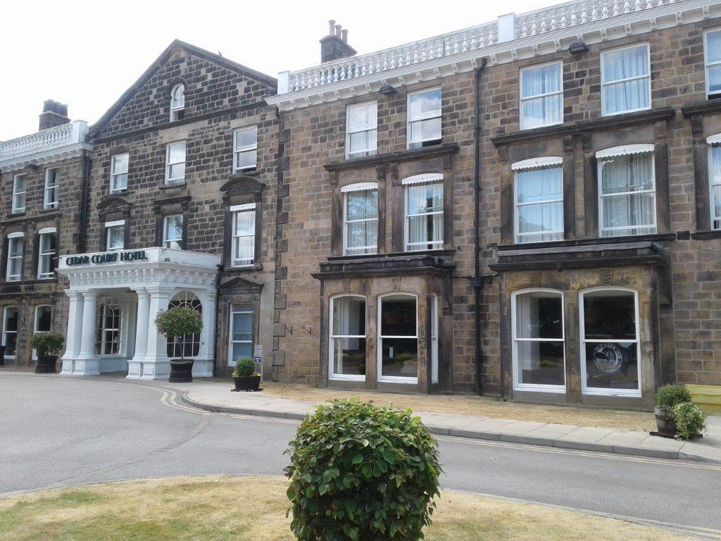 The meeting venue was at Cedar Court, Harrogate