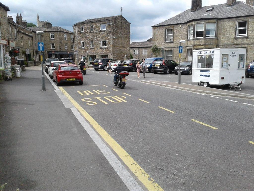Another Yorkshire village stop