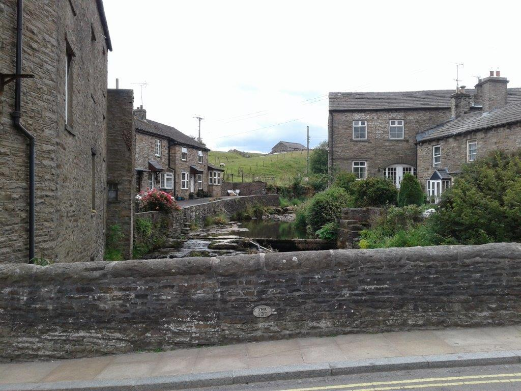 From memory this was Grassington