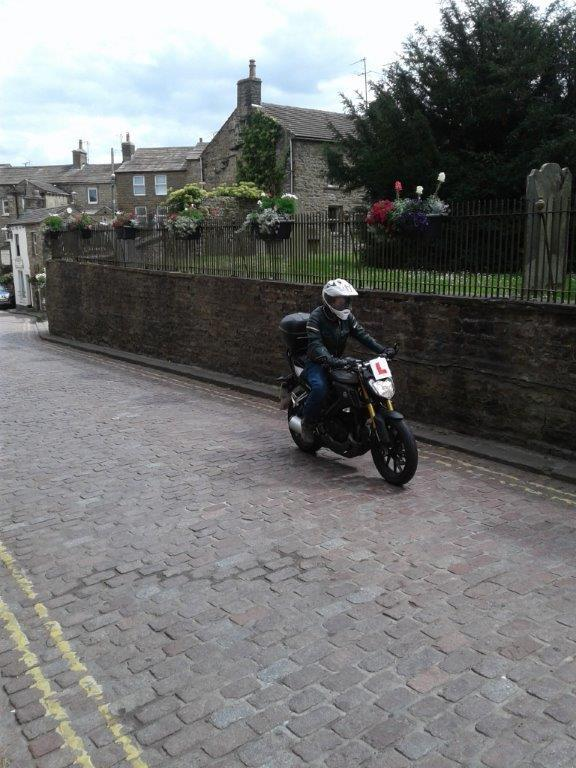 We also stopped at Hawes but my memory has issues