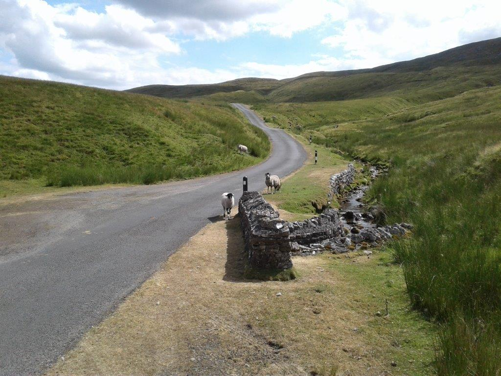 another great but less well known road
