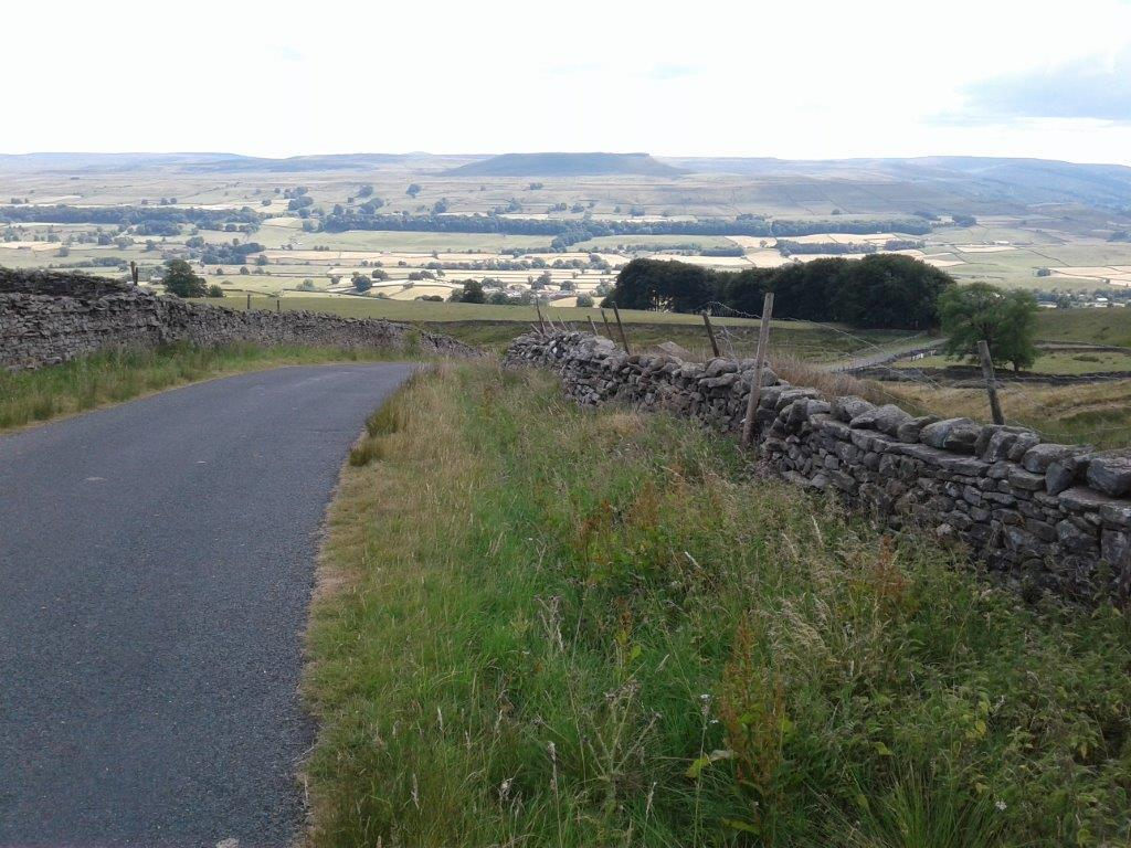 Plenty of roads and scenery to enjoy on a bike in Yorkshire