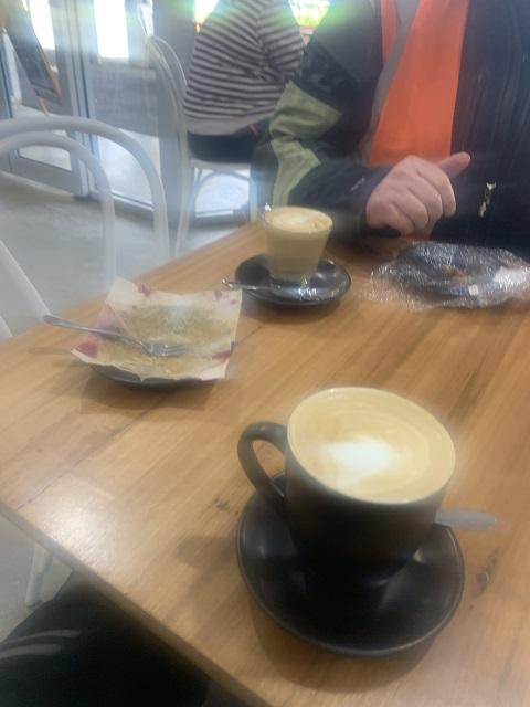 The artisan bakery in Gisborne - well worth a visit!!
