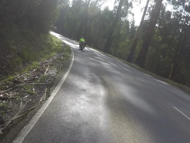 Ride leader John