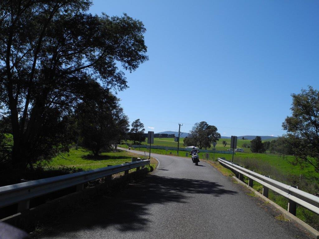 Leaving Glenburn