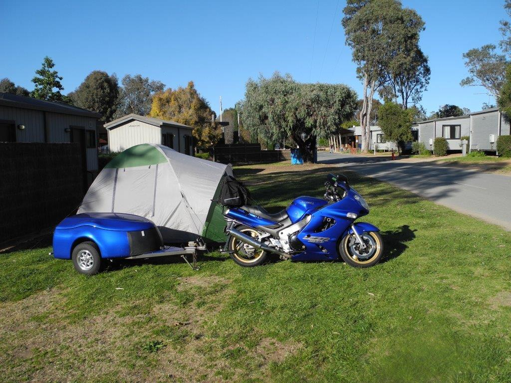 Stephen from South Gippsland (Korumburra) had a very neat rig