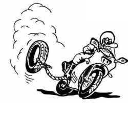 Spare Tyre logo