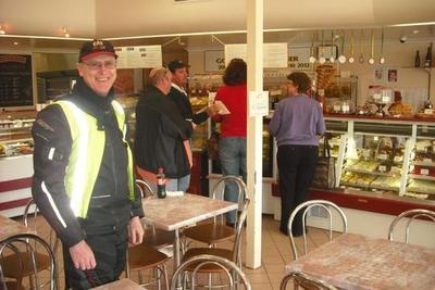 Gaffney's Bakery Heathcote with Rob McCormack